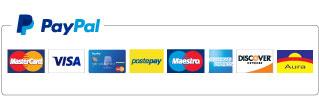 loghi paypal carte di credito